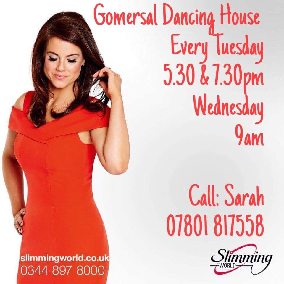 Slimming World The Dancing House